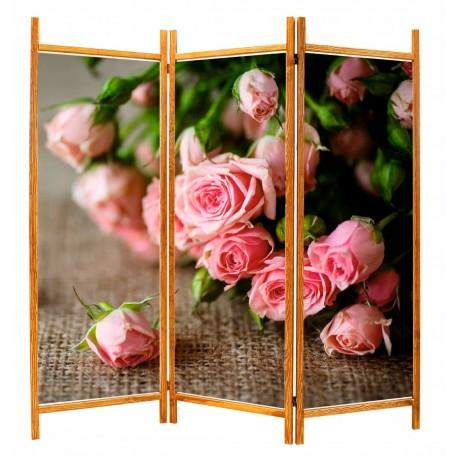 Parawan dekoracyjny Kwiaty